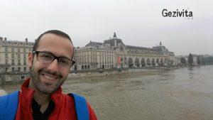 Orsay Müzesi Selfisi